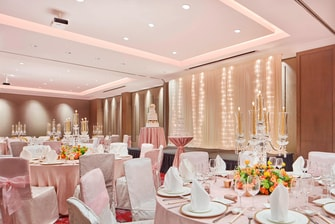 Topaz Room Wedding