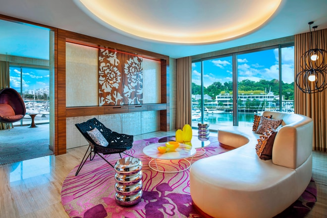 Marvelous Suite - Living Room