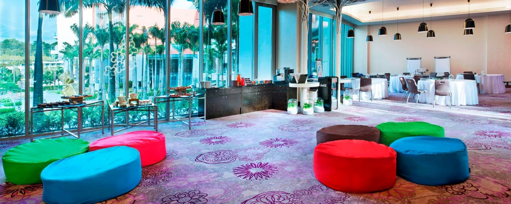 Hotel Meeting Rooms And Facilities W Singapore Sentosa Cove
