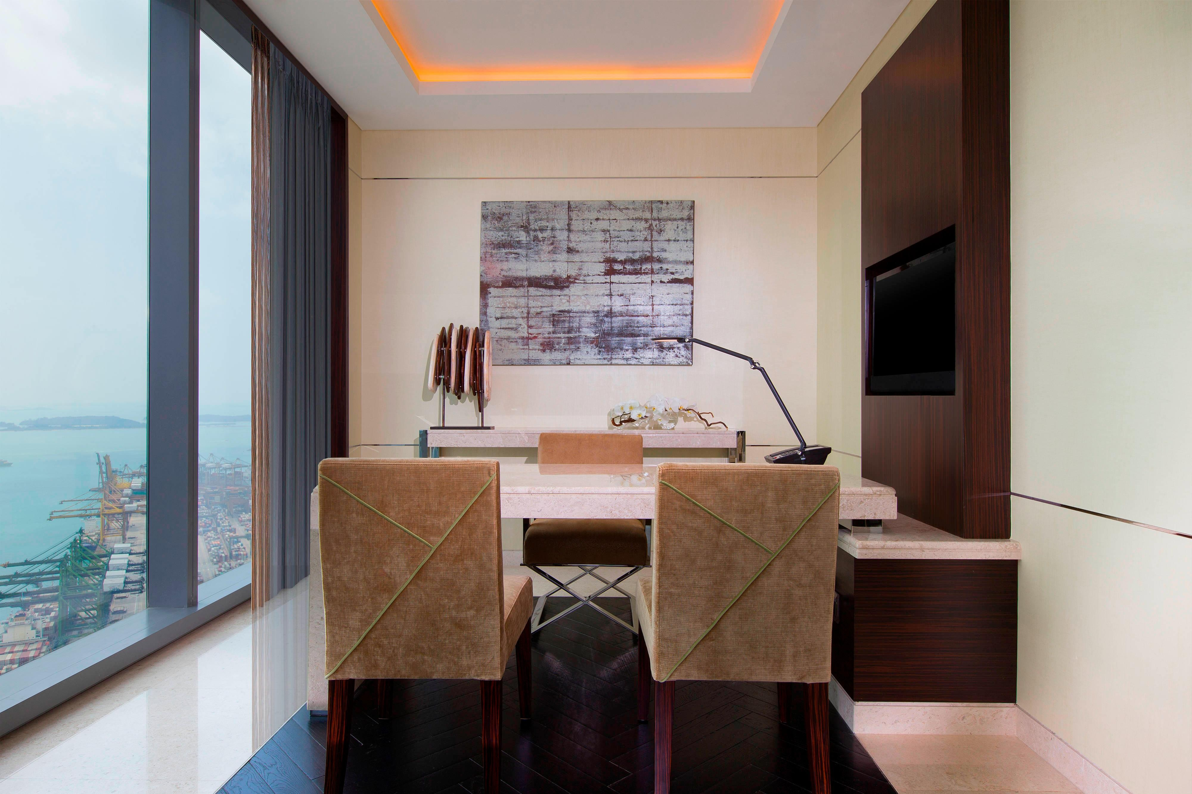 Presidential Suite - View