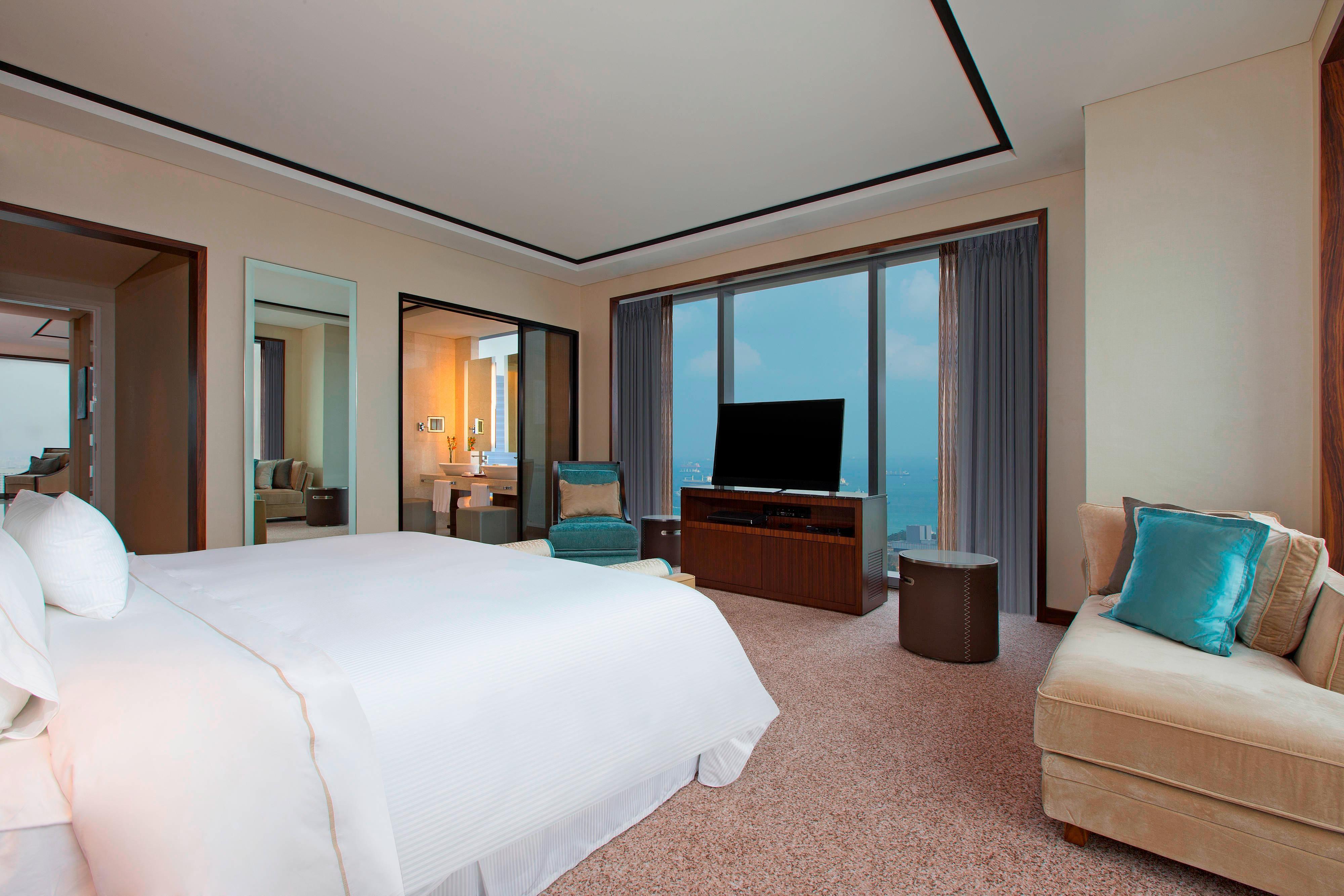 Harbor View Suite - Bedroom