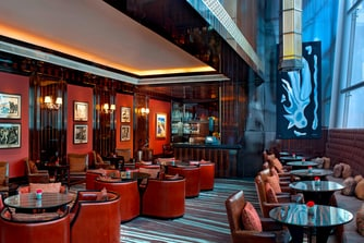 Astor Bar with Picasso s Toro Series