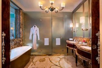 艾斯特套房 - 浴室