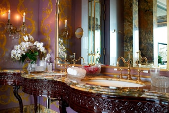 Presidential Suite double basin