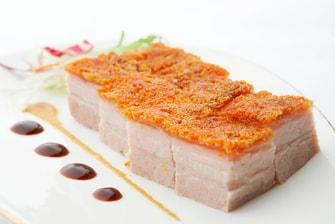 脆皮烤猪肉