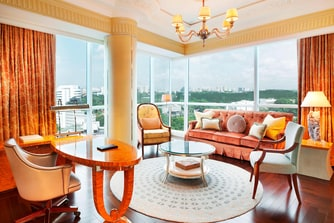 Speciality Suite - Living Room
