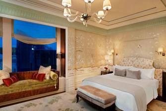 金克尔套房 - 卧室