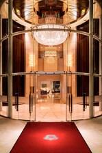 新加坡瑞吉酒店门廊