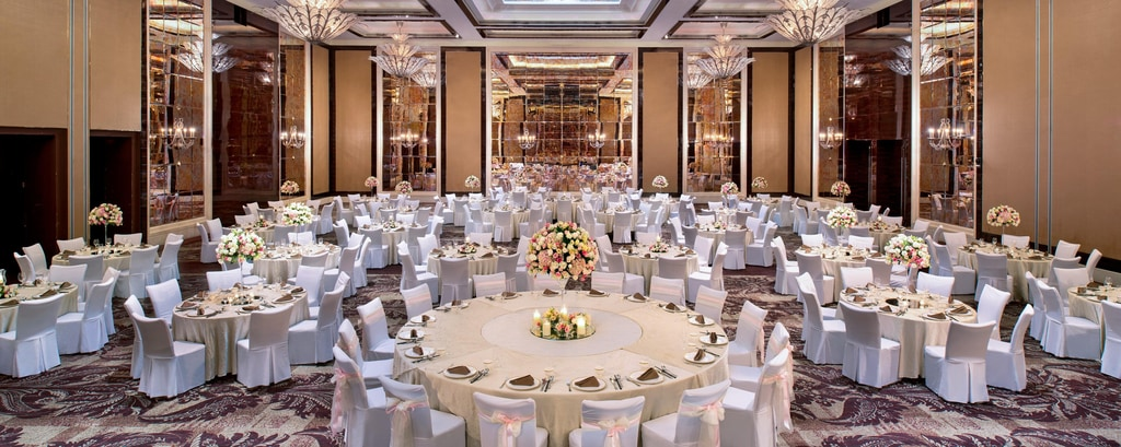 John Jacob Ballroom Wedding Banquet