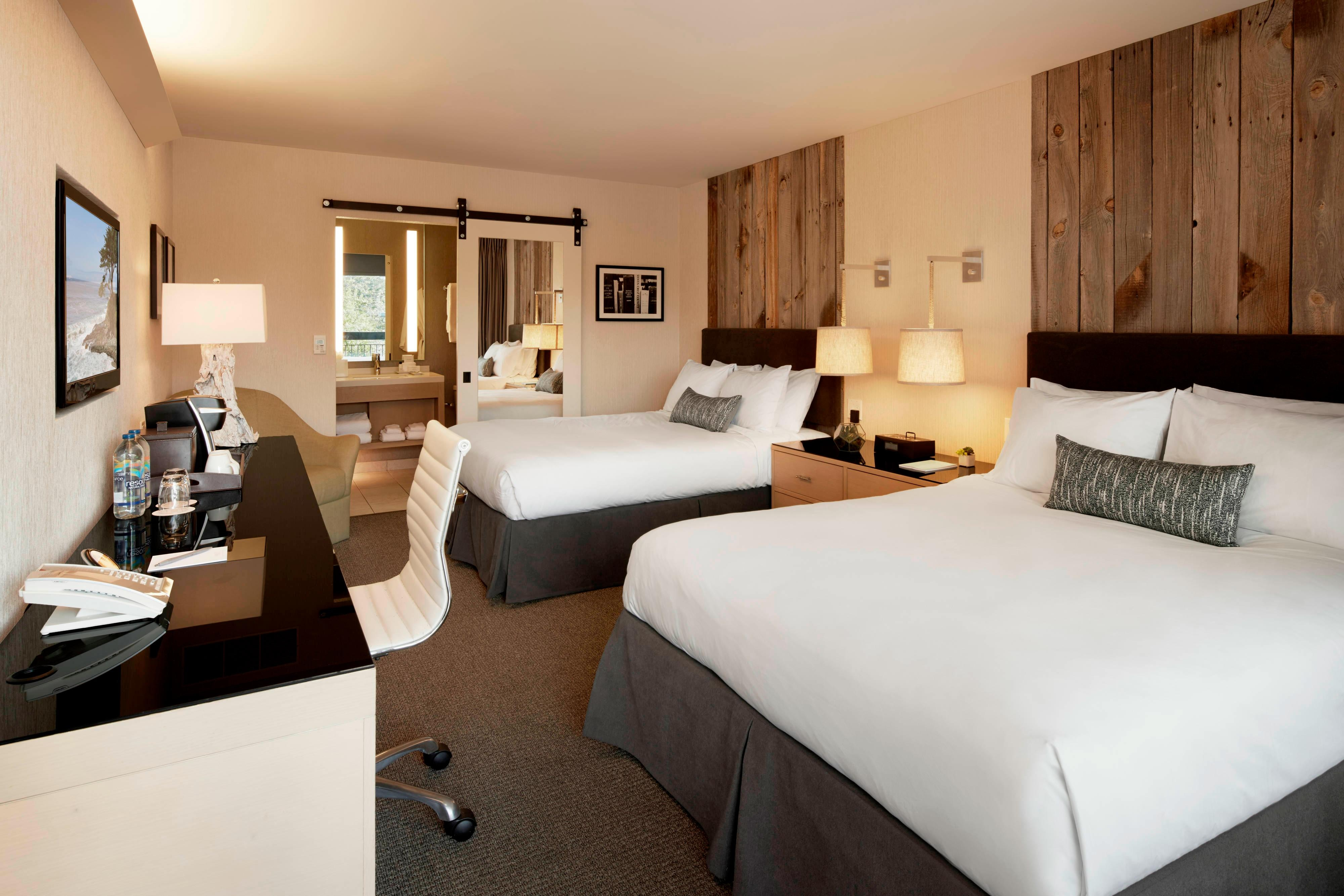 Hotel Paradox, Queensize-Gästezimmer– Stadtblick