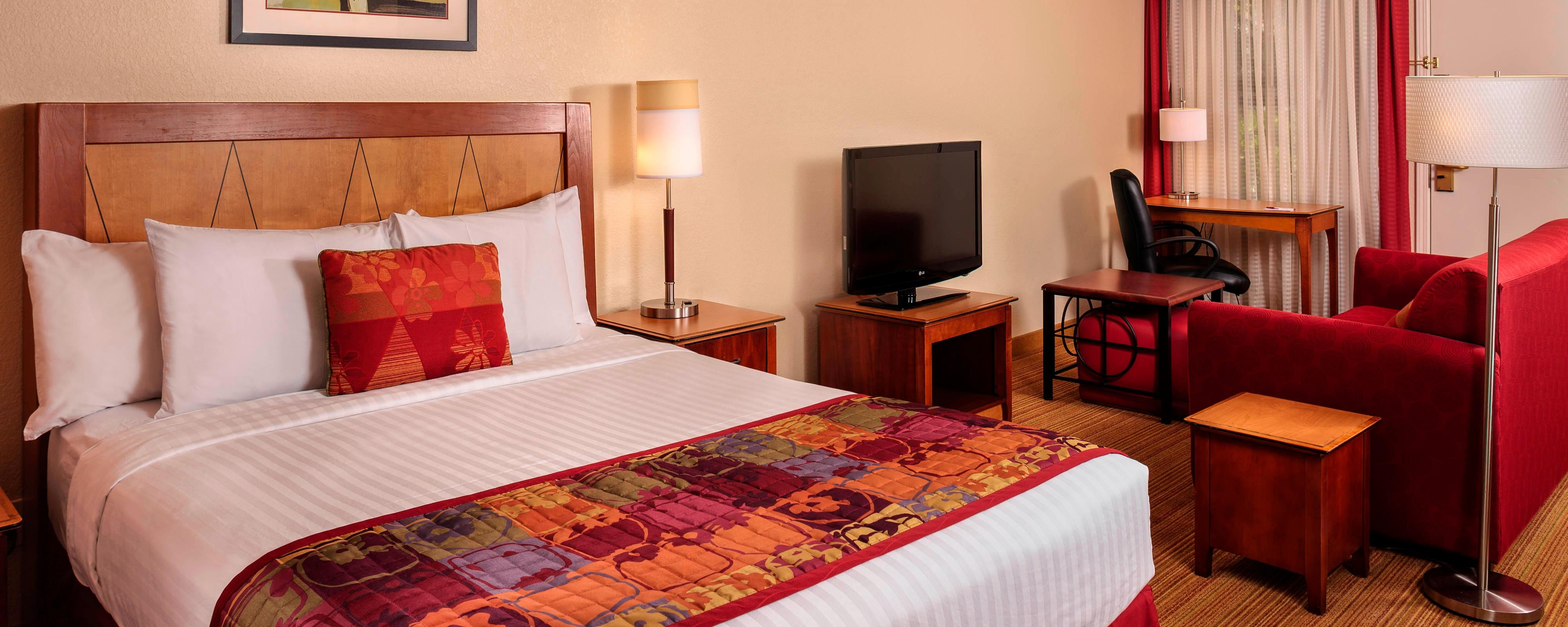 Residence Inn San Jose Studio Suite