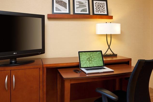 Guest Room Workstation