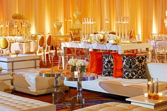 Grand Ballroom – Social Set Up