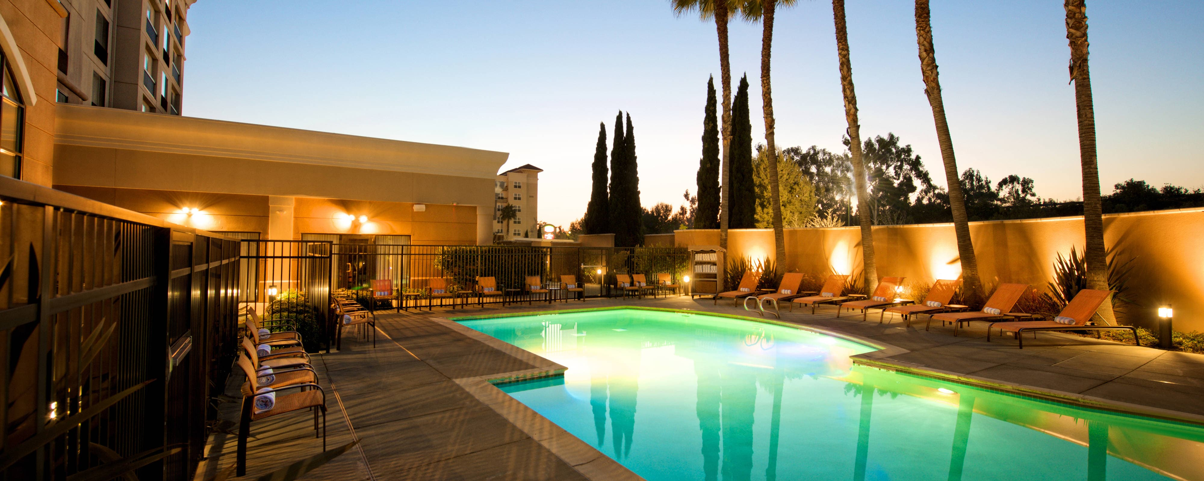 Hotel mit Pool in Newark, CA