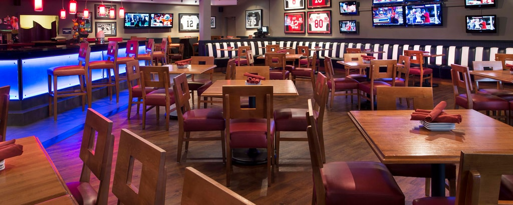 Characters Sports Bar & Grille