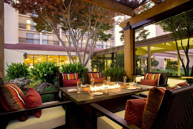 Parcel 104 Outdoor Dining