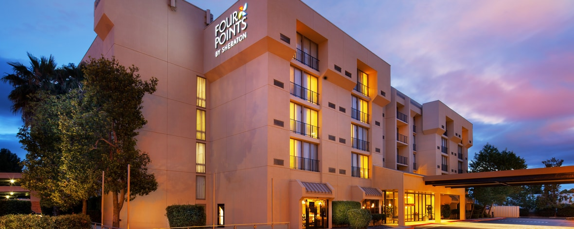 Business & Leisure Hotel in San Jose | Four Points by Sheraton San ...