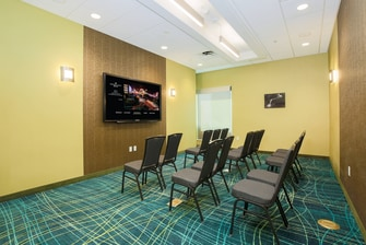 Evergreen and Willow Glen Meeting Rooms