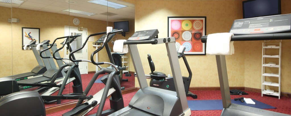Hotel in Morgan Hill, CA - Fitness