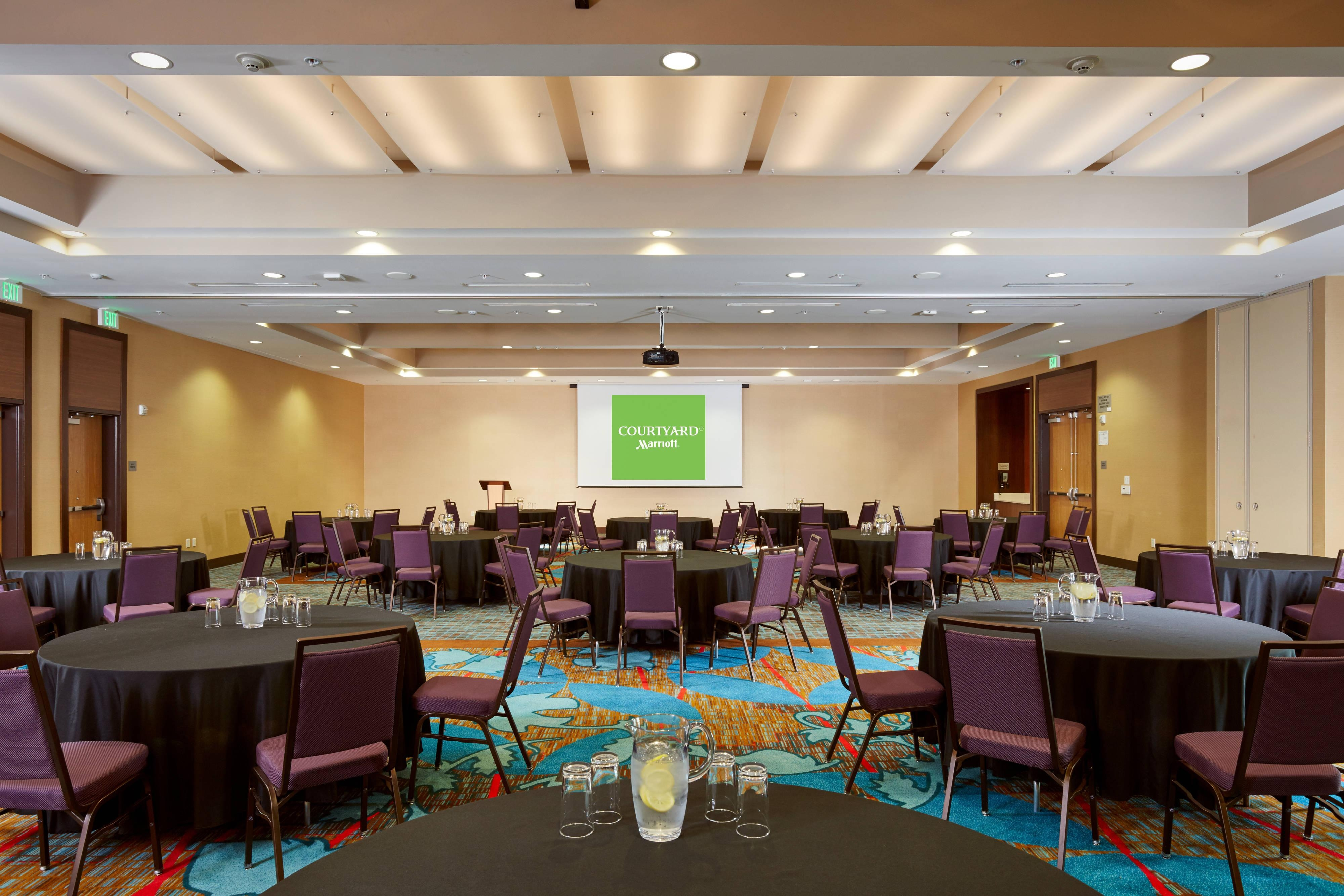 Courtyard by Marriott San Jose North/Silicon Valley Ballroom