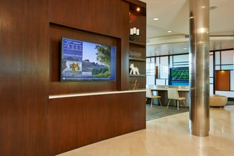 Courtyard by Marriott San Jose North/Silicon Valley GoBoard®