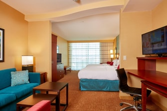 Courtyard by Marriott San Jose North/Silicon Valley Two Queen Suite