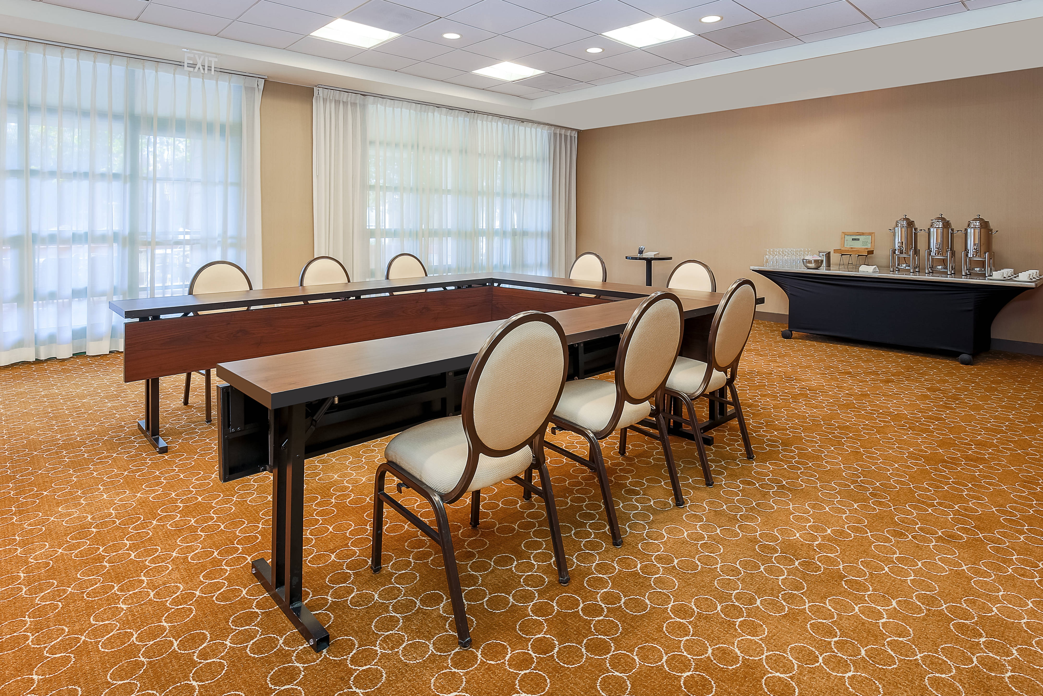 The Milpitas Meeting Room
