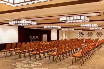 Cypress Ballroom - Theater-Style Meeting