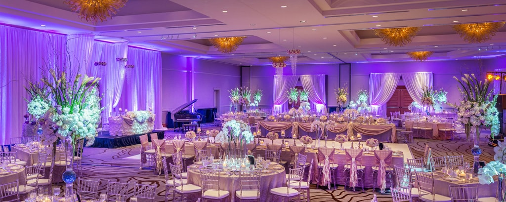 San Jose Wedding Venues And Event Spaces San Jose Marriott