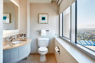 Bathroom- Executive Suite