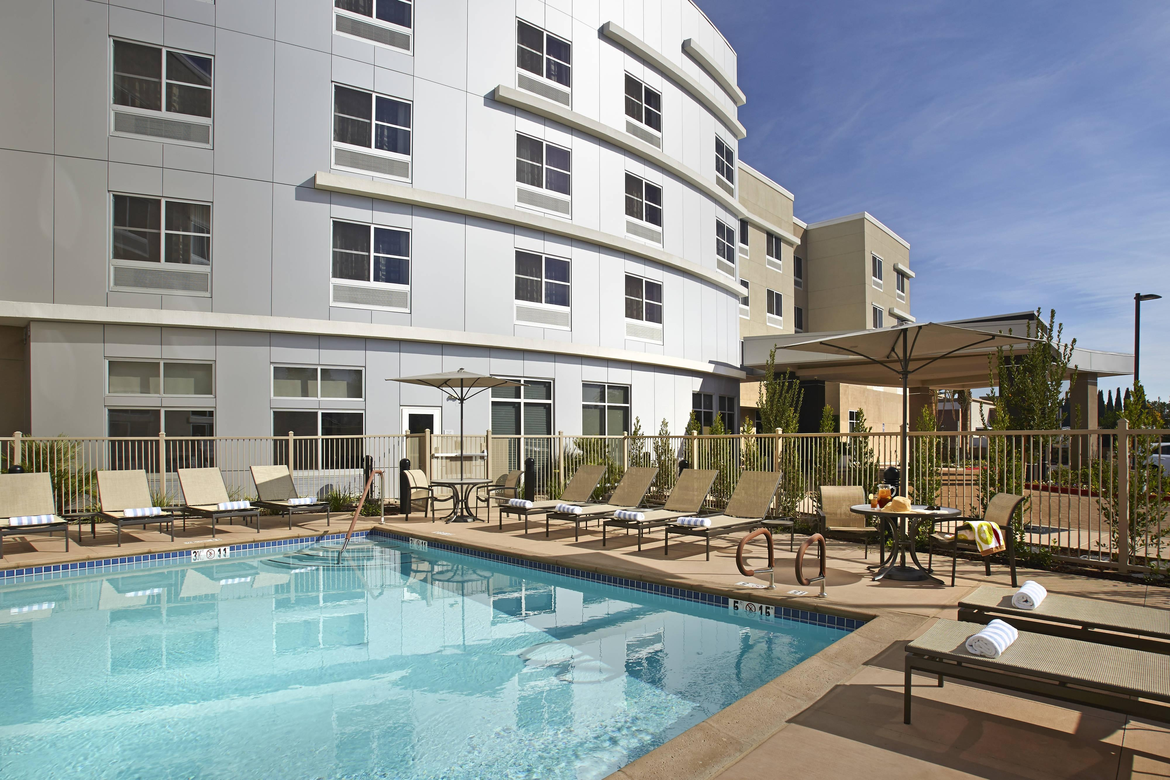 Sunnyvale Hotel Mountain View CA