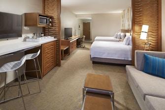 Sunnyvale hotel suites