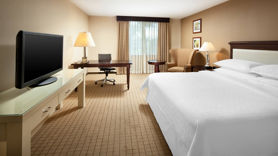 King Guest Room Club Level