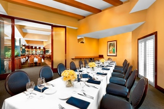 Restaurant - Private Dining