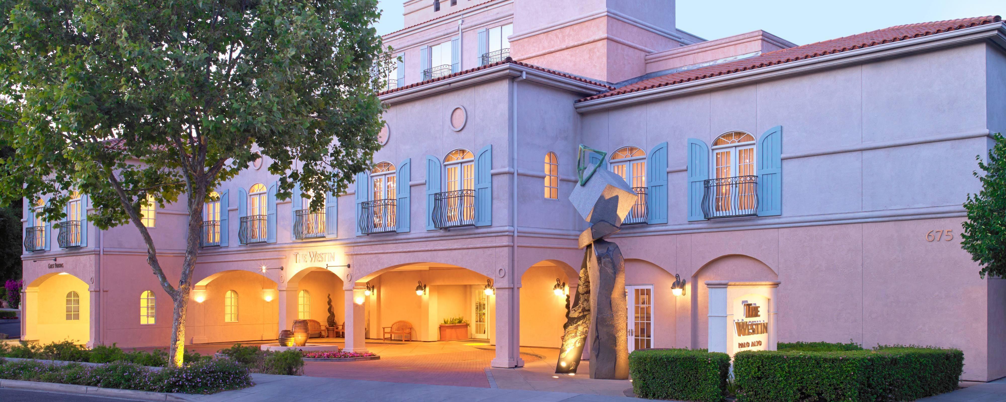 Westin Palo Alto Exterior