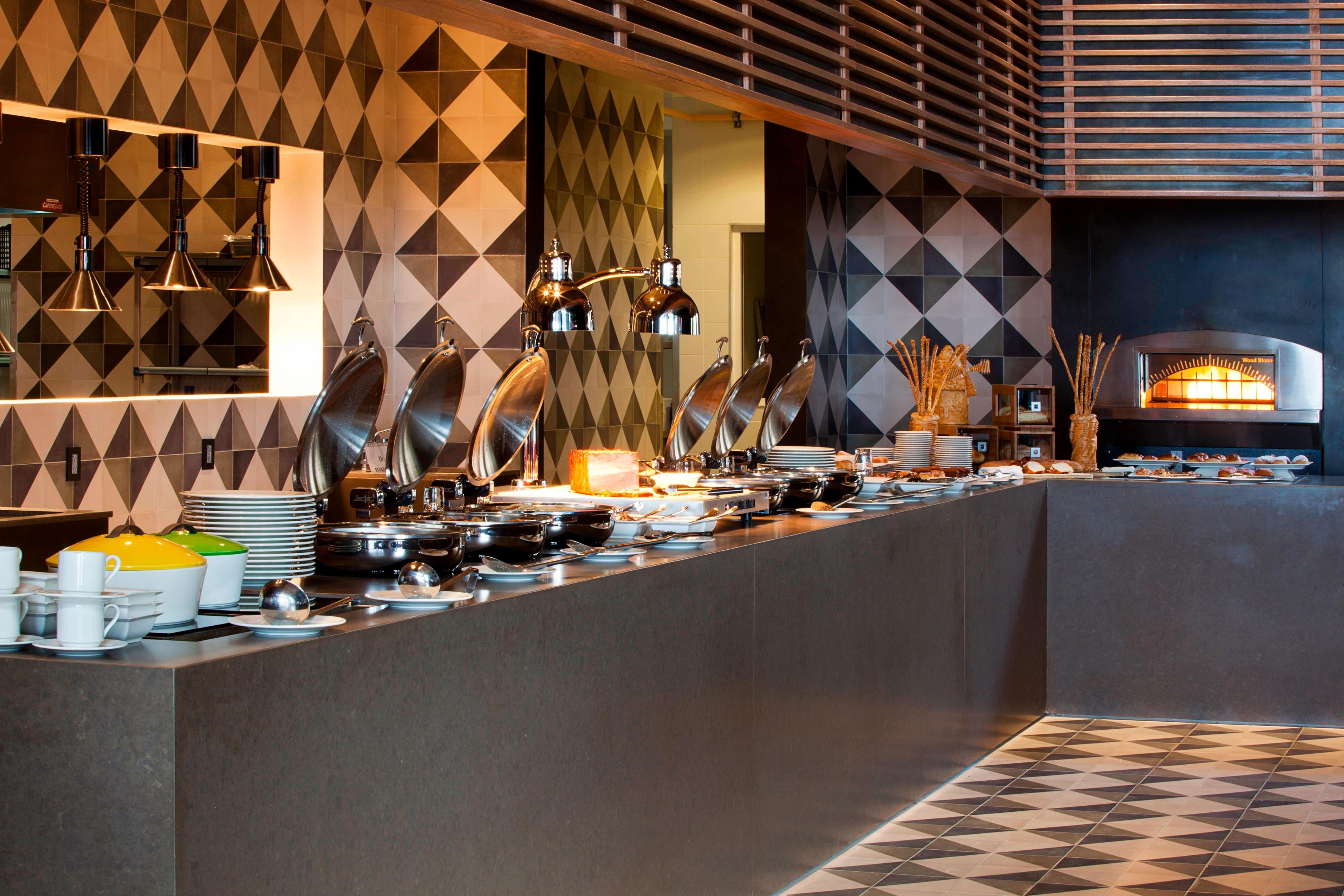 Restaurante Úa Culinary Artisans - Bufet