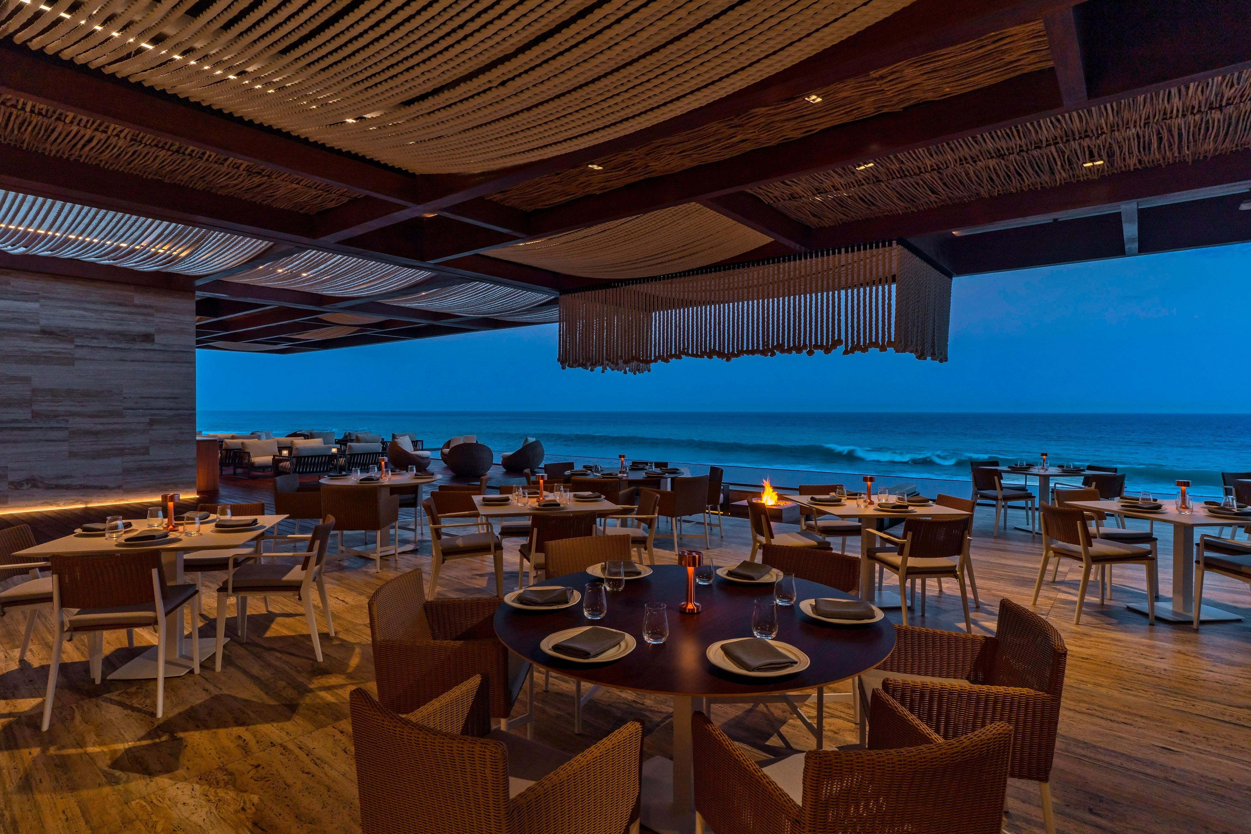 San Jose Del Cabo Restaurants Solaz A Luxury Collection