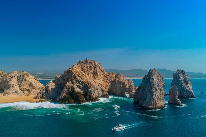 The Arch In Cabo Sal Lucas