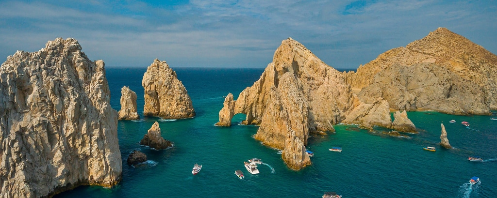 The Arch of Los Cabos