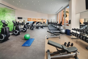 Gimnasio Westin WorkOUT