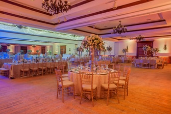 Costa Rica Wedding Reception Venue