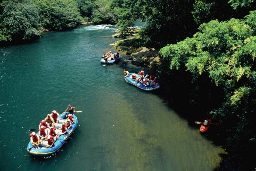 Whitewater Rafting Pacuare River