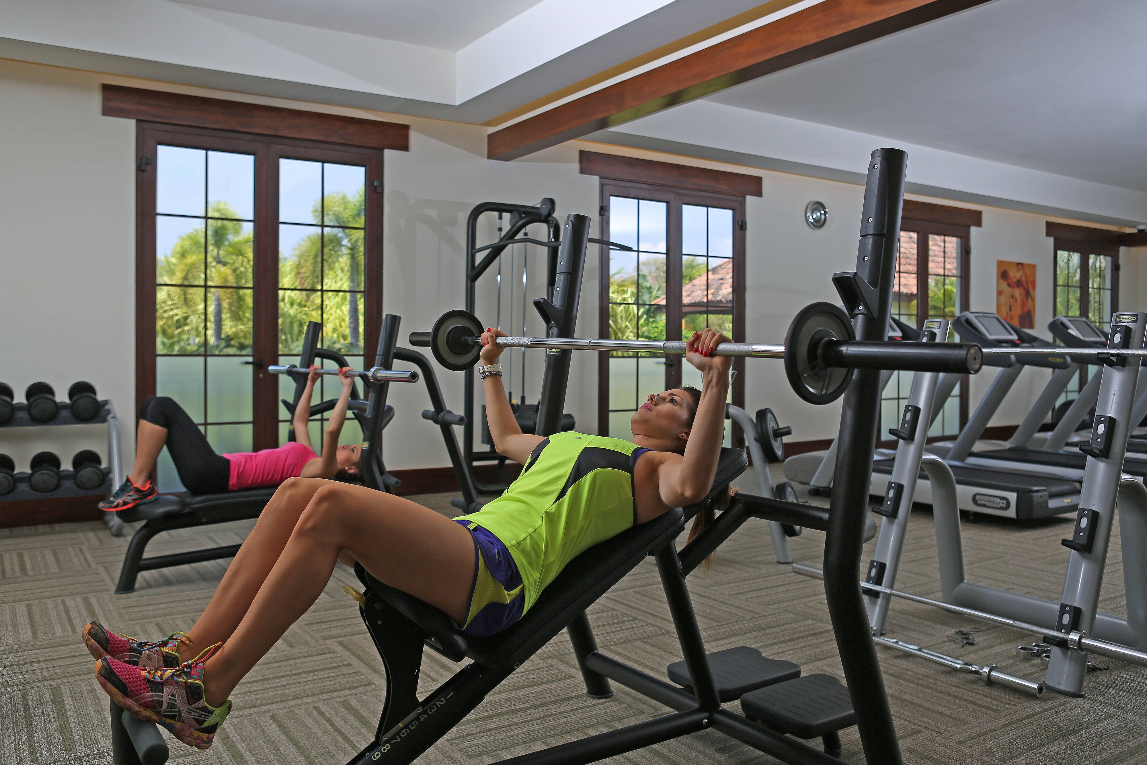 Guanacaste resort with fitness center