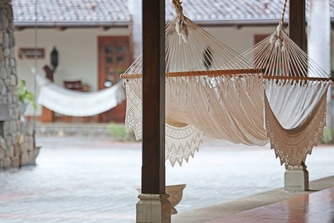 Costa Rica luxury resort hammocks