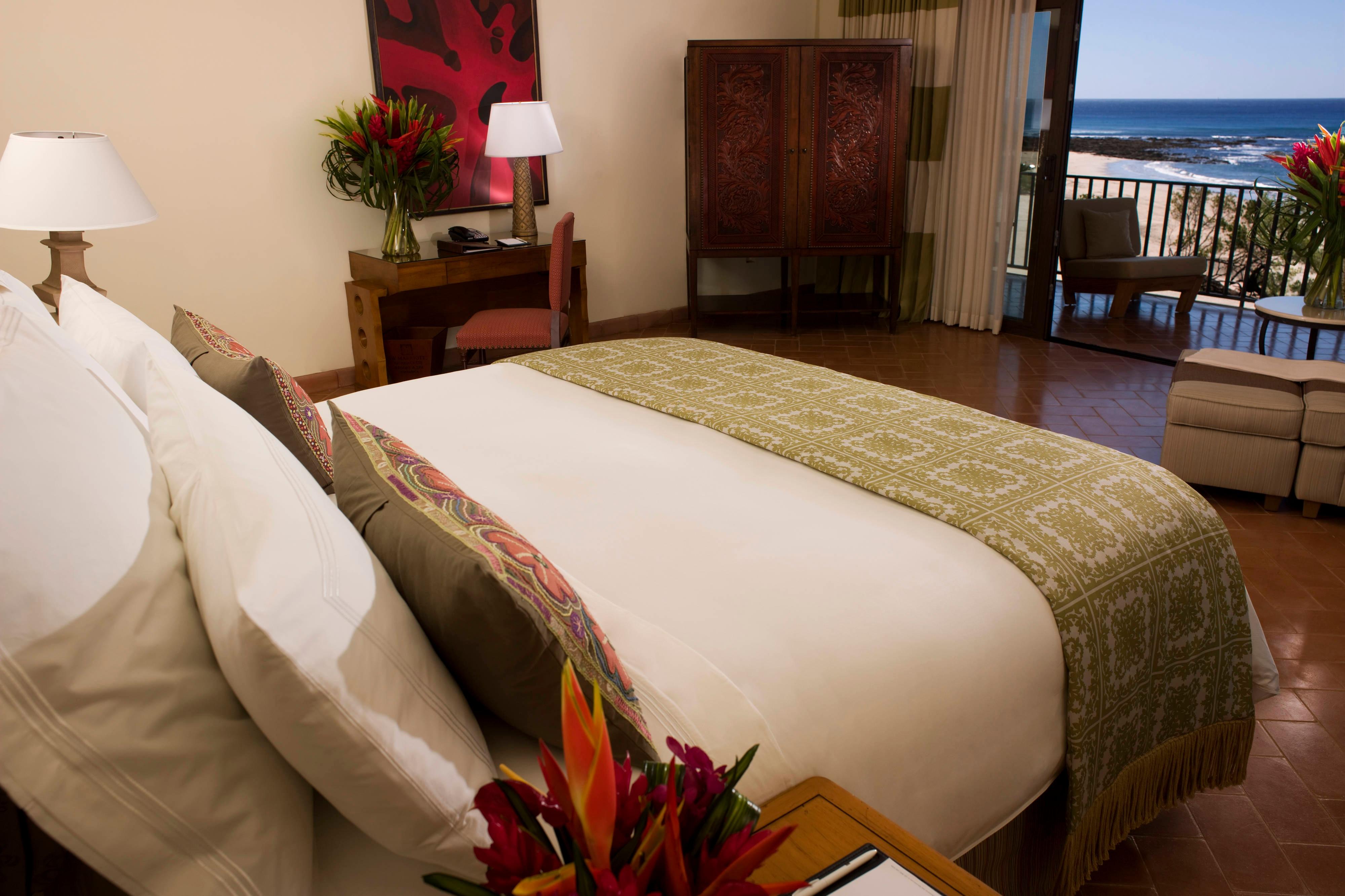 Suite mit einem Schlafzimmer und Meerblick
