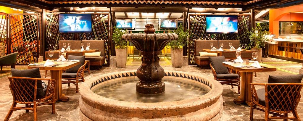 Costa Rica Golf Resort Dining