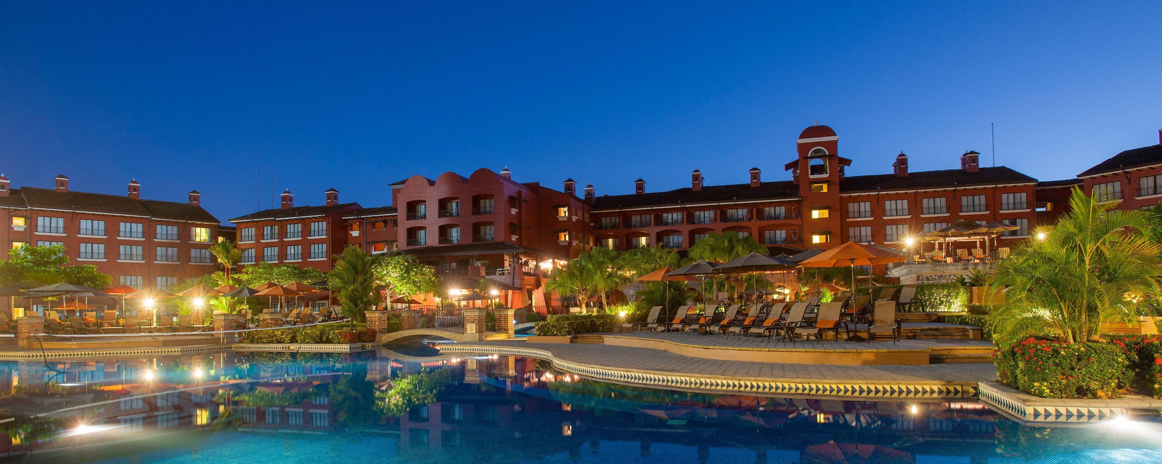 Außenansicht des Costa Rica Resorts