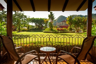Costa Rica Luxury Resort Rooms