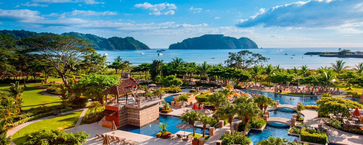 Hotels Herradura, Costa Rica | Los Suenos Marriott Ocean & Golf Resort