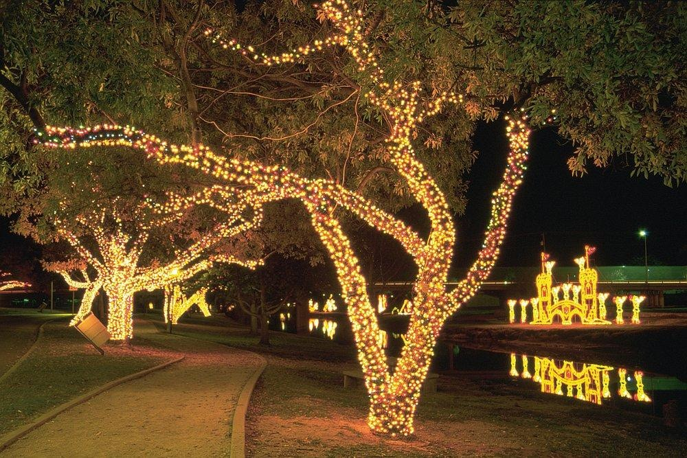 Concho Christmas Tour of Lights